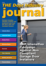 The Door Industry Journal - Summer 2015 Issue