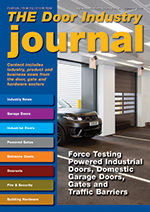 The Door Industry Journal - Summer 2016 Issue